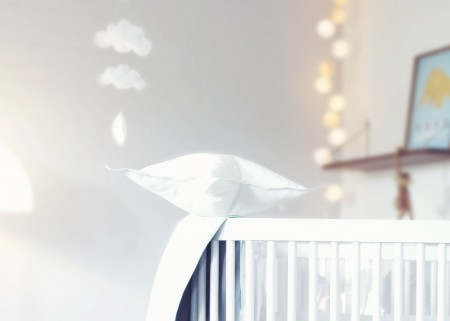 stjernepuder og babysengetøj fra lehof