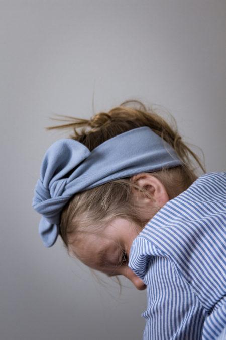 light blue nora pandebånd fra lehof