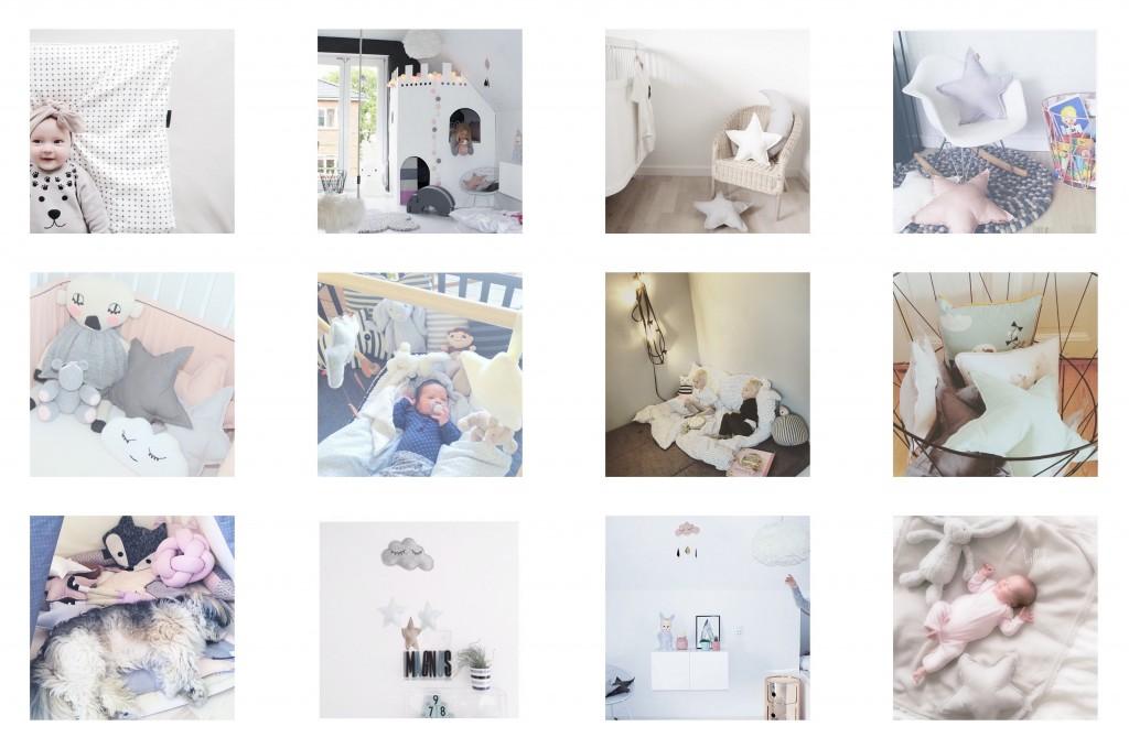 smukke billeder på instagram af alle mine kreationer made in denmark