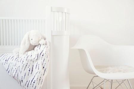 babysengetøj i bomuldssatin, babysengetøj i økologisk bomuld, babysengetøj med fjer