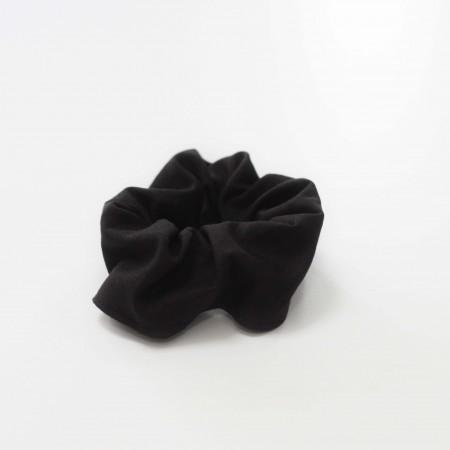 sort elastik / schrunchy