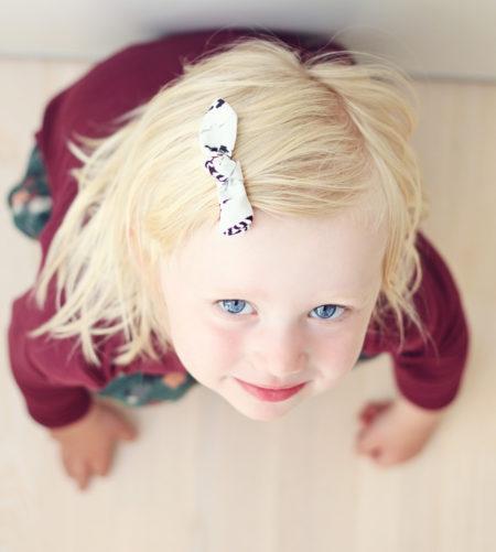 hårspænder med krokodillenæb til børn fra lehof